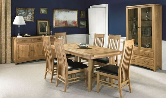 Dining room chairs with table